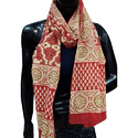 Ladies Printed Cotton Designer Stole