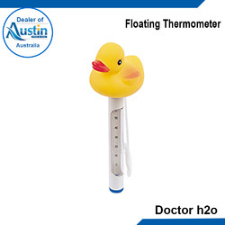 Plastic Floating Thermometer