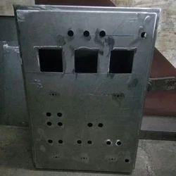 Aluminum Rectangle Electric Power Supply Box, PLC Automation