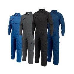 Industrial Worker Uniform Fabric
