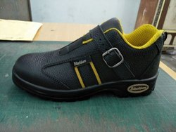 Black Burn 740  Ladies Safety Shoes