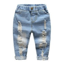 Summer Camp Baby Girl Jeans