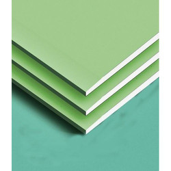 Water Resistant Gypsum Boards