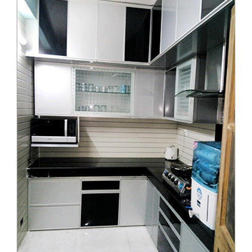 Fancy Modular Kitchen At Rs 125000 /piece