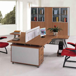 Brown Wooden Office Furniture