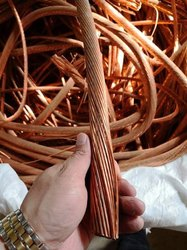 Golden Wire Copper Scrap For Direct Import, Grade: Millberry, Packaging Size: 50 Kg