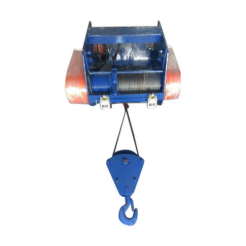Industrial Wire Rope Electric Hoist at Rs 40000 /unit   Electric ...