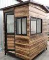 Luxury Security Cabin 6x8x8