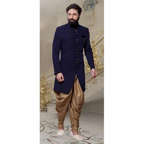 ad5bd32392 Mens Designer Kurta Pajama at Rs 1650 /piece | Dharavi | Mumbai | ID ...