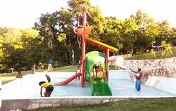 One Platform Water Play System