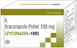 Itraconazole Pellet Capsules