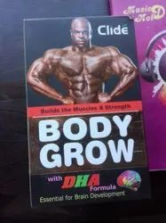 Clide Body Grow with DHA