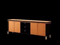 Wooden Pedestal Cabinet