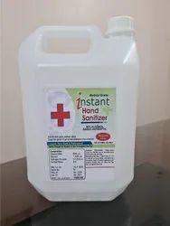 Instant Hand Sanitizer ( 5 Ltr)