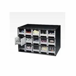 Akro-Mils 19-320 Storage Cabinet, 20-Drawer