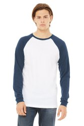 Cotton plus Polyester Baseball design Mens T Shirts