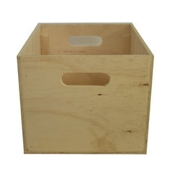 Machinery Packaging, Ply Wooden Box