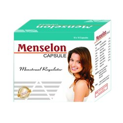 Menselon Capsule, Packaging Type: Box, Grade Standard: Medicine Grade