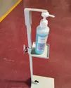 Foot Operated Hands Free Sanitizer Stand Commercial  Model