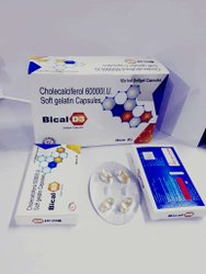 Bical-D3 Softgel Capsule