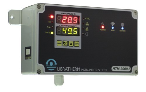 IoT Sensors and Indicators (HTM-3000-i/ISD-18/THP-3003-i)