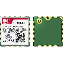 A6 Serial GPRS GSM Development Board Module at Rs 500 /piece | Gsm