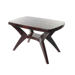Plastic Rectangle Dining Table Model 1115 (1200mm X 800mm X 740mm Ht