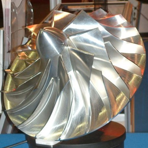 Mineral Oil Purifier Turbocharger Compressor Wheel | ID