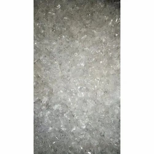 Hot Washed clear Pet Flakes from india