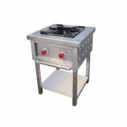 Stainless Steel Burner Range