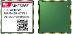 SIM7600E Wireless Transceiver Module (4G Module)