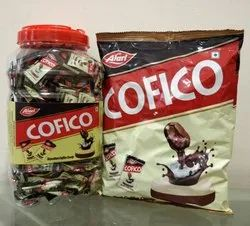 Atari Cofico Candy, 80 Pcs And 160 Pcs, Packaging Type: Pouch And Jar