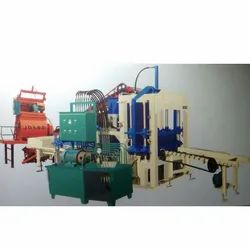 OS-420 Fly Ash Brick Making Machine