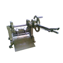 Manual Fabric Sample Cutting Machine