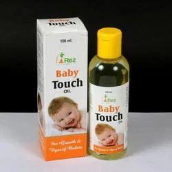 阿育吠陀婴儿油