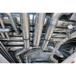 Stainless Steel Air Duct