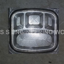 Areca Leaf Partition Plate Die