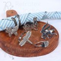 Animal Metal Napkin Ring