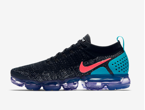 e429757068796 Black Nike Air Vapormax Flyknit 2 Shoe