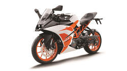 KTM RC 200 Motorcycle