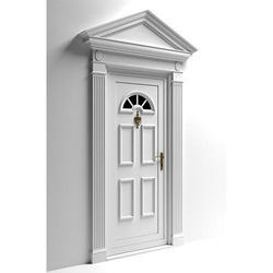 Wood Polished Classic Decorative Door, For Furniture
