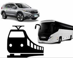 Car -Volvo -Railway Booking Services