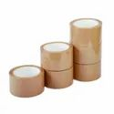Shakun Handicrafts Brown Self Adhesive Packaging Bopp Tape