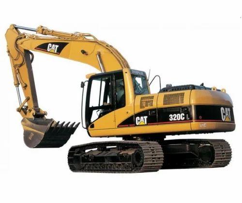 Excavator Rental Services - Heavy Excavator Rental Services