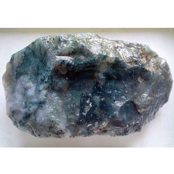 Rough Greenmoss Agate