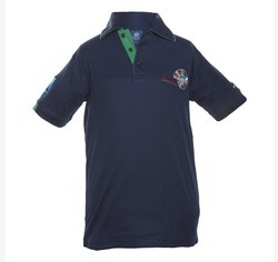 Navy Blue   School Summer T-Shirt