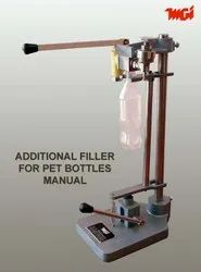 Manual Additional Filler