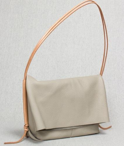 b52736839a Ladies Leather Look Stylish Sling Bag
