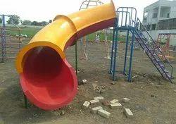 Fibre Tube Slide