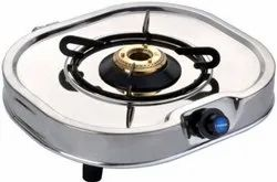 Stainless Steel 1 Burner Gas Stove
